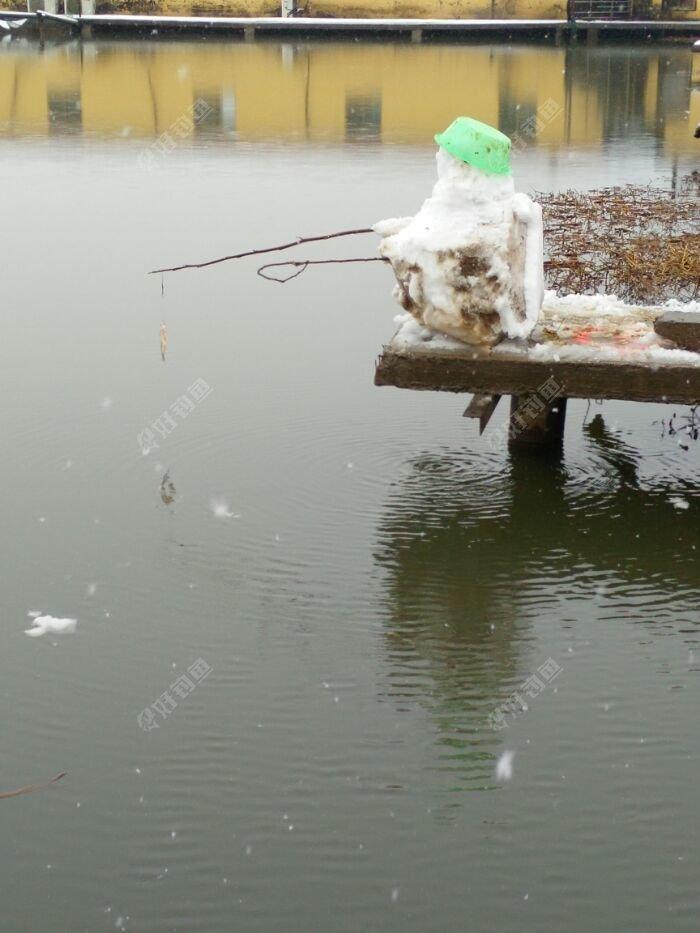 钓鱼人的精神