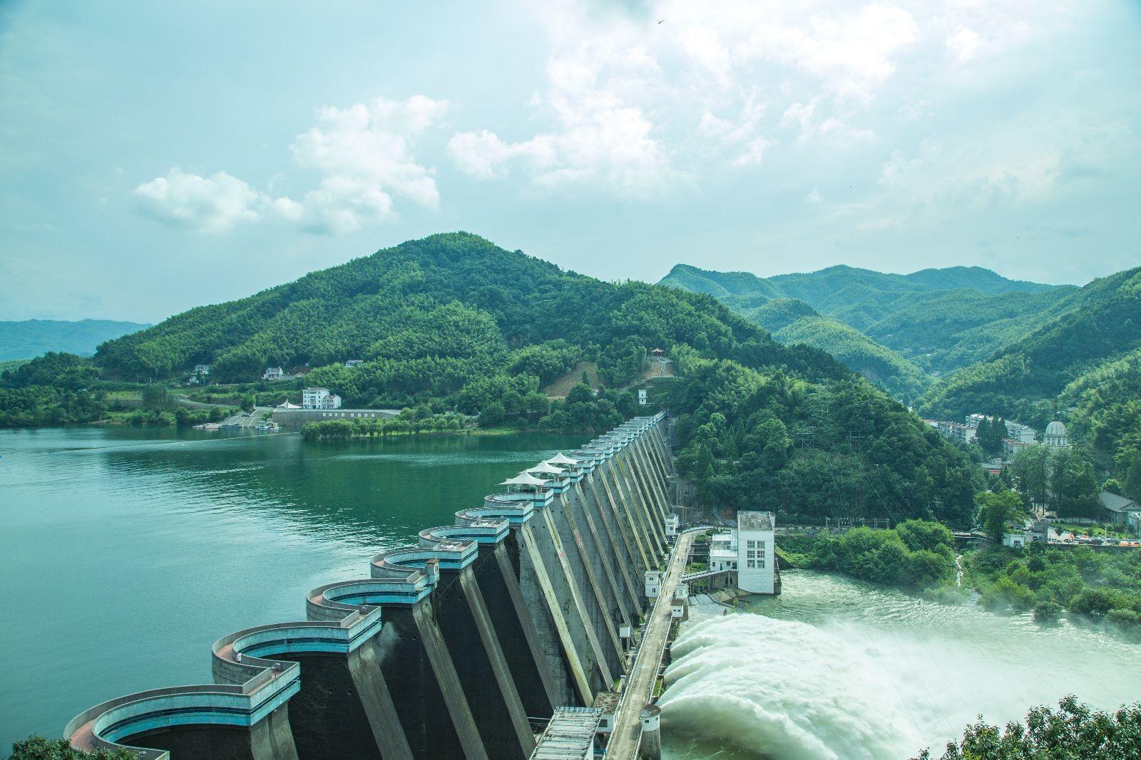 平南县佛子风景区