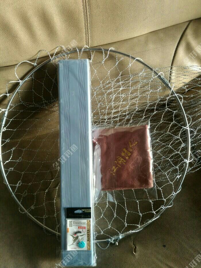 抄网头、浮漂盒
