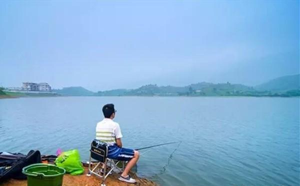 精选野钓五种钓位,渔获差不了