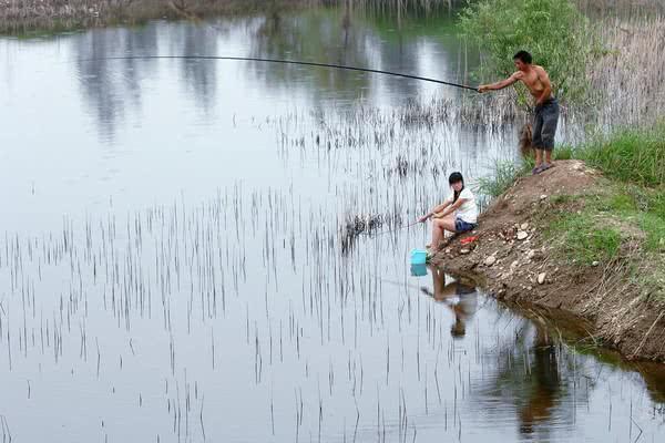 钓鱼人的四种不良心态