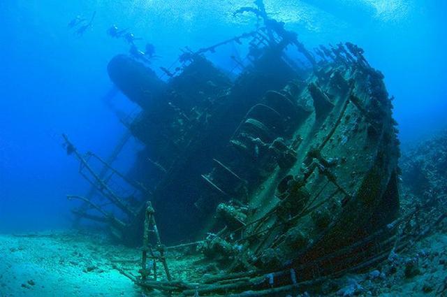 海鱼爱躲在大海的哪些地方?选择海钓位