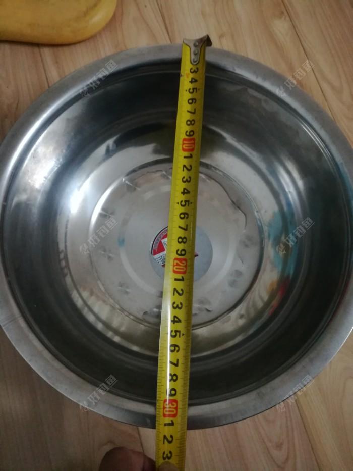 32cm不锈钢打窝盆