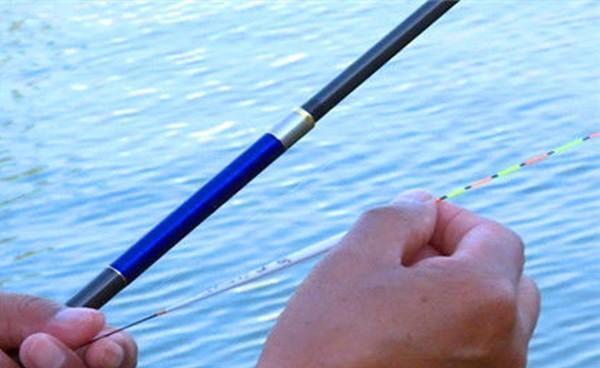 钓鱼调漂技巧:注意这两个要点,调漂方法都是通的