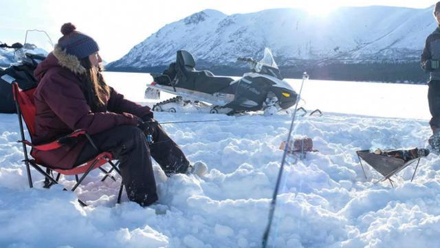 跟着渔谚学冰钓,新手也容易