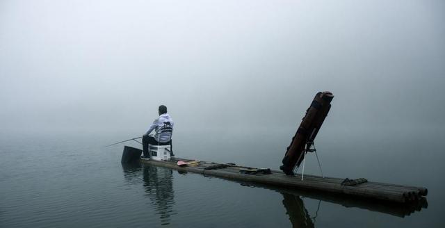 野钓水底不平,哪才是鱼聚集的地方?1招就能找到