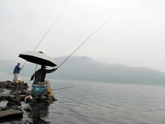 老釣位就是好釣位,不一定,好不好還要看這幾點