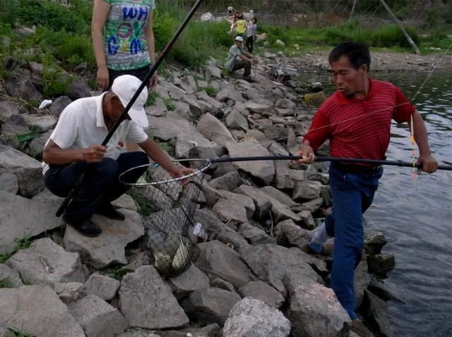 为什么越来越多的老年人喜欢钓鱼呢?看如下