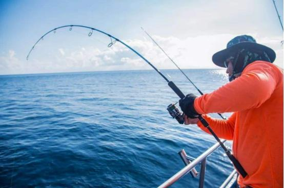 夏天海钓需要注意的问题