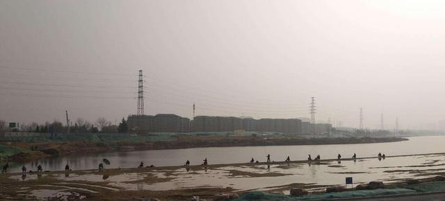 郑州贾鲁河哪里适合钓鱼,我来告诉你