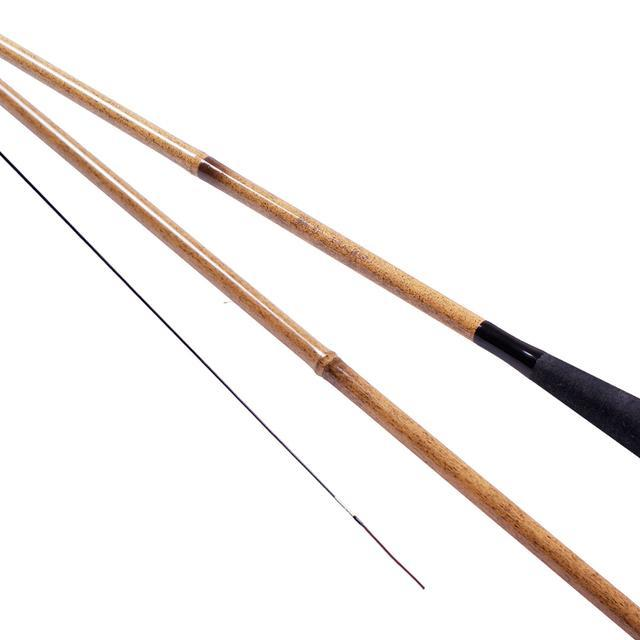 19调和28调的鱼竿,实战中到底有什么区别