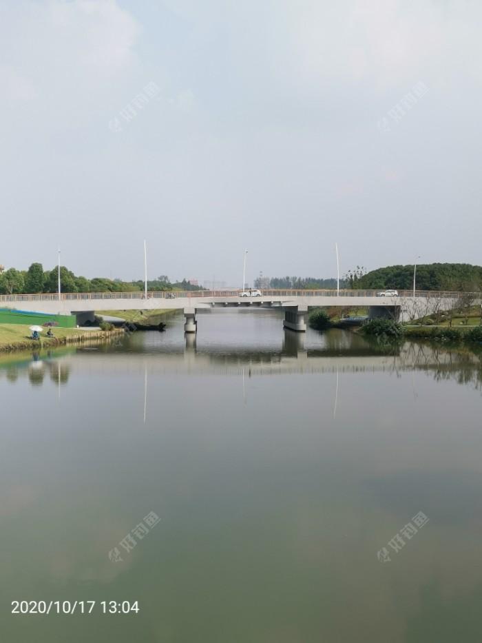 其余四座桥梁专门供游人游玩使用。