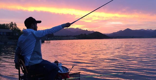 野钓有灵魂、黑坑技术强、竞技钓鱼最高深?呸!你是不是傻