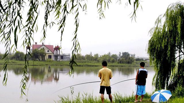 钓鱼不在乎技术高低,装备好坏,而是你对钓鱼的那份热爱和心态
