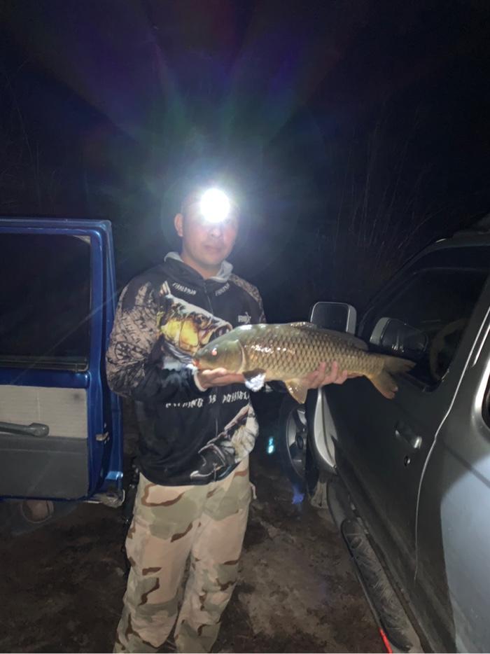 最大一尾鱼7斤多