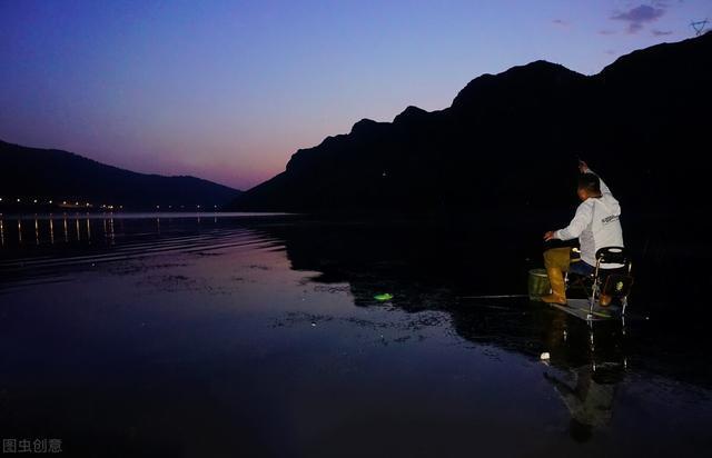 夏季晚上钓鱼,多次尿裤子,都是因为它