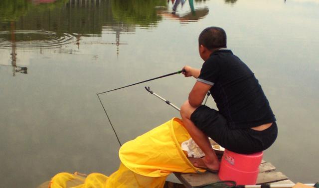 钓鱼有规律,别再用钓无定律、随机应变忽悠人